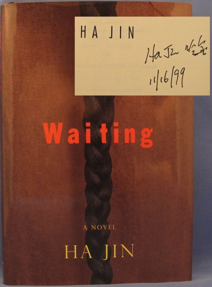 ha jin waiting essay Read the writer as migrant by ha jin by ha jin for a final essay draws on v s naipaul and milan he won the national book award for his novel waiting.