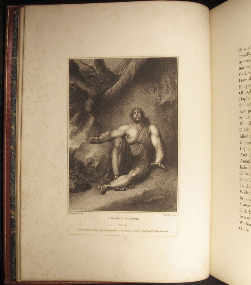 a reflection about the life of john milton Darkness visible is a study resource for the epic poem of john milton, paradise lost.