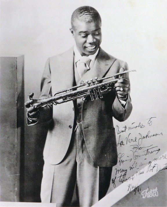 LOUIS ARMSTRONG - A Self Portrait. The Interview by Richard Meryman. Louis Armstrong.