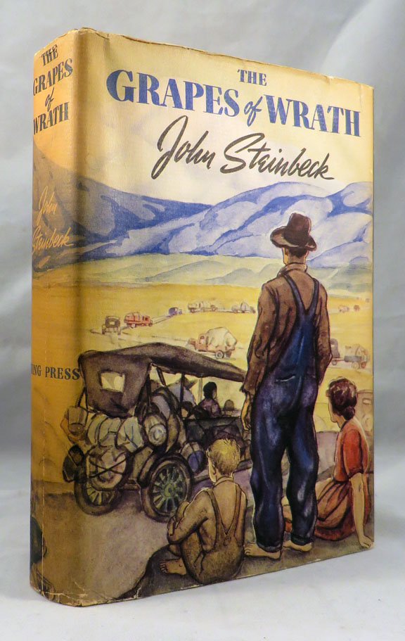 the story of joad in the grapes of wrath by john steinbeck 2018-4-15 the grapes of wrath by john steinbeck: a review  the grapes of wrath and the story of the joad family pitted against the tyrannical agricultural system is.