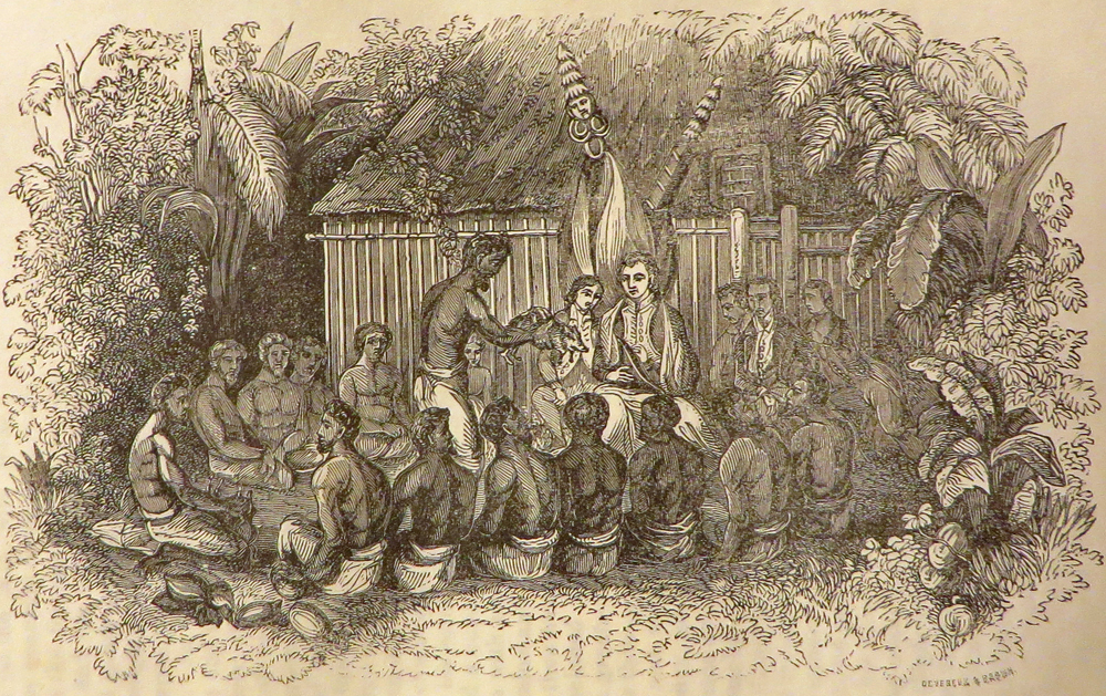 HISTORY OF THE HAWAIIAN ISLANDS: Embracing Their Antiquities, Mythology, Legends, Discovery By Europeans in the Sixteenth Century, Re-Discovery By Cook, with Their Civil, Religious and Political History, From the Earliest Traditional Period to the Present Day. James Jackson Jarves.