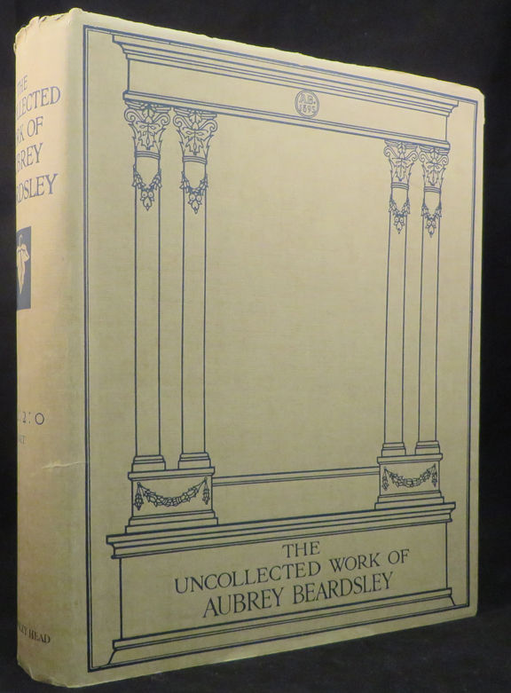 UNCOLLECTED WORK OF AUBREY BEARDSLEY. With an Introduction by C. Lewis Hind. Aubrey Beardsley.