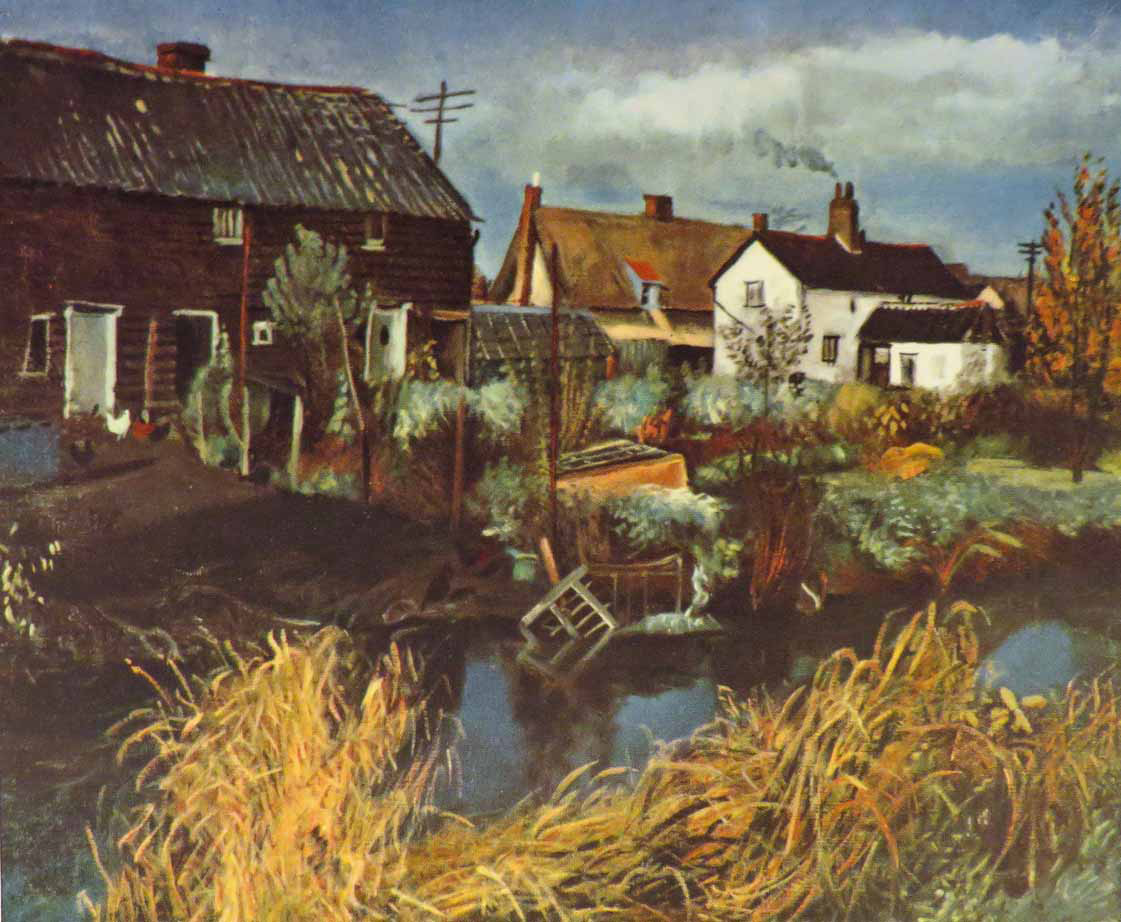English Cottages And Farm Houses Henry C Warren