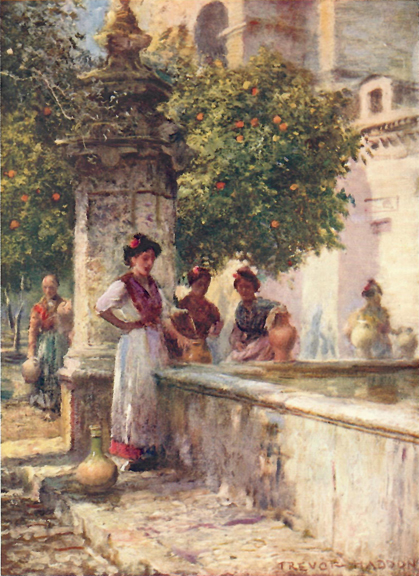 SOUTHERN SPAIN Painted and Described. A. F. Calvert.