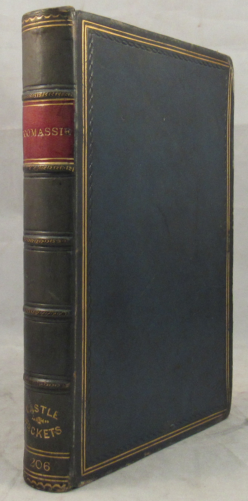 COOMASSIE: The Story of The Campaign In Africa 1878-4, Being the First Part of the Original Volume entitled 'Coomassie and Magdala'. Henry M. Stanley.