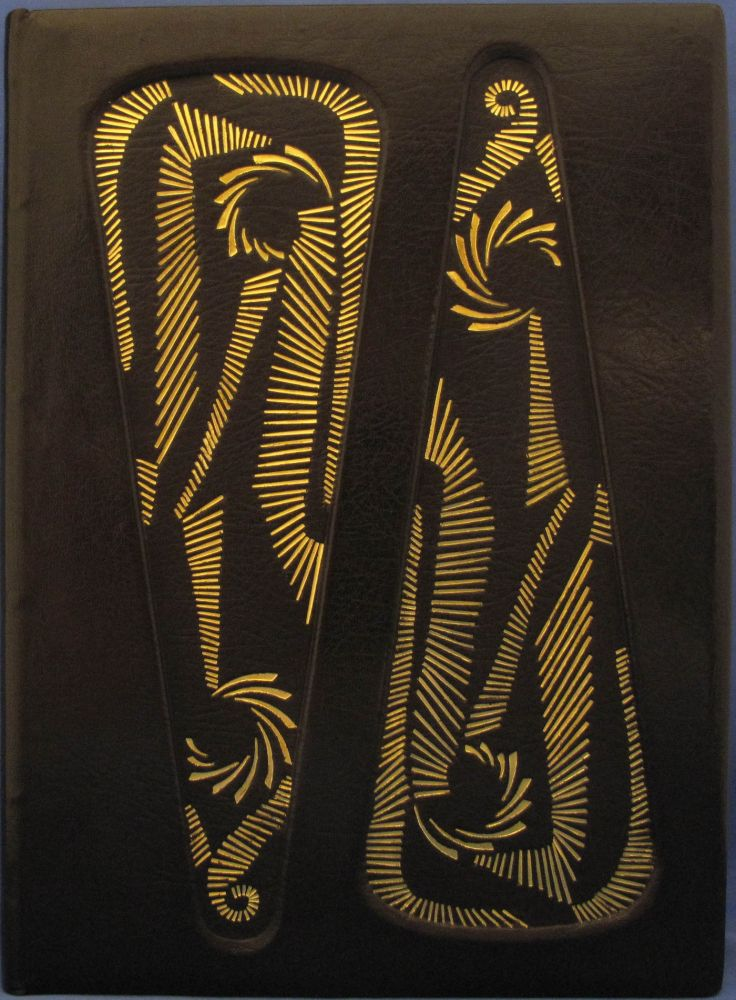 RODIN [Text by Sommerville. Fine Binding, Auguste Rodin