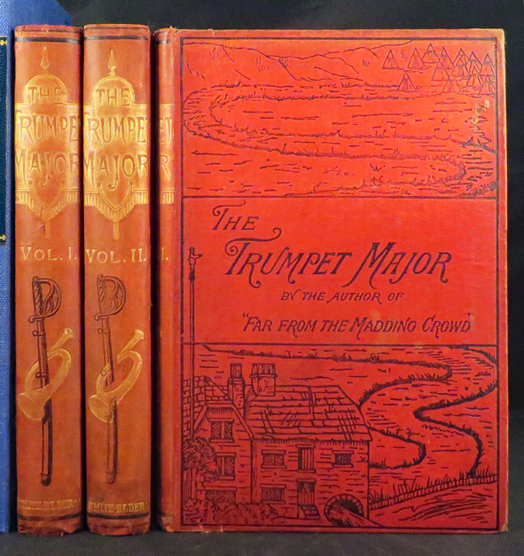 TRUMPET-MAJOR. A Tale. Thomas Hardy