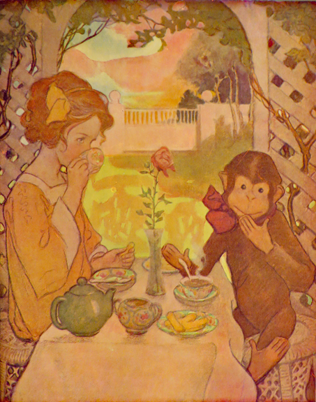 EVERYDAY AND NOW-A-DAY FAIRY. Jessie Willcox Smith, Anna Alice Chapin