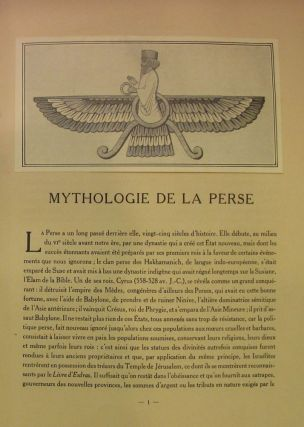 MYTHOLOGIE ASIATIC ILLUSTREE