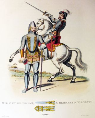CRITICAL INQUIRY INTO ANTIENT ARMOUR, as it existed in Europe, but particularly in England, from the Norman Conquest to the reign of King Charles II: With a Glossary of Military Terms of the Middle Ages