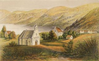 THREE MONTHS' VISITATION, BY THE BISHOP OF CAPETOWN, IN THE AUTUMN OF 1855: With and Account of His Voyage to the Island of Tristan D'Acunha, in March, 1856. With Original Sketches by Mrs. Gray, printed in colours.