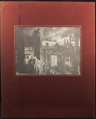 JOHN SLOAN'S PRINTS. A Catalogue Raisonné of Etchings, Lithographs, and Posters. With a Forward by Jacob Kainen