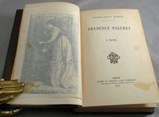 PRUDENCE PALFREY; A NOVEL