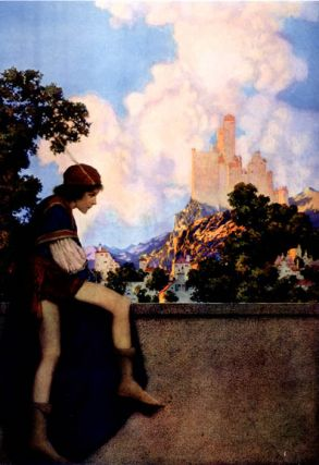 KNAVE OF HEARTS. With Pictures by Maxfield Parrish