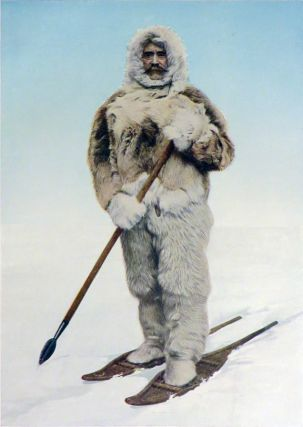 NORTH POLE: Its Discovery In 1909 Under the Auspices of the Peary Arctic Club...With an Introduction by Theodore Roosevelt and a Foreword by Gilbert H. Grosvenor