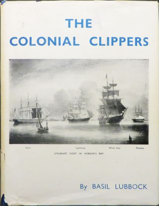 COLONIAL CLIPPERS