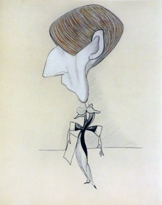 UNCOLLECTED WORK OF AUBREY BEARDSLEY. With an Introduction by C. Lewis Hind
