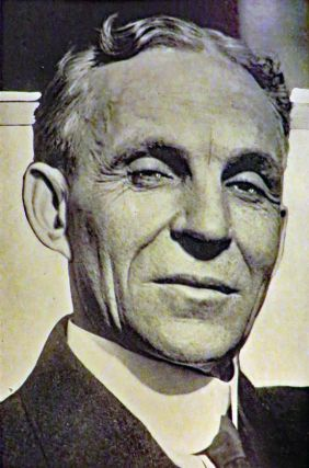 HENRY FORD - AMERICA'S DON QUIXOTE