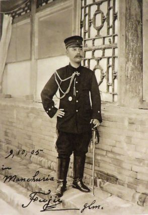 STAFF OFFICER'S SCRAP-BOOK During the Russo-Japanese War