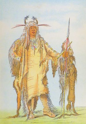 NORTH AMERICAN INDIANS: Being Letters and Notes on Their Manners, Customs, and Conditions, Written During Eight Years' Travel Amongst the Wildest Tribes of Indians in North America, 1832-1839.