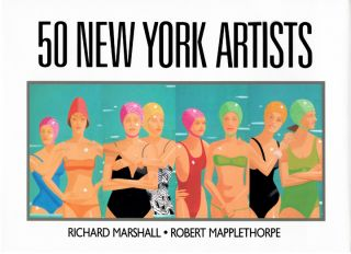 50 NEW YORK ARTISTS A Critical Selection of Painters and Sculptors Working in New York