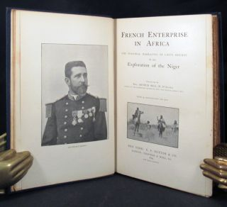FRENCH ENTERPRISE IN AFRICA. The Personal Narrative of Lieut. Hourst of His Exploration of the Niger