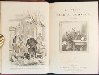 LIFE OF SAMUEL JOHNSON, LLD. An Account of His Studies and Numerous Works in Chronological Order; A Series of His Epistolary Correspondence and Conversations With Many Eminent Persons; And Various Original Pieces of His Composition, Never Before Published; The Whole Exhibiting a View of Literature and Literary Men in Great Britain for Nearly Half a Century During Which He Flourished.